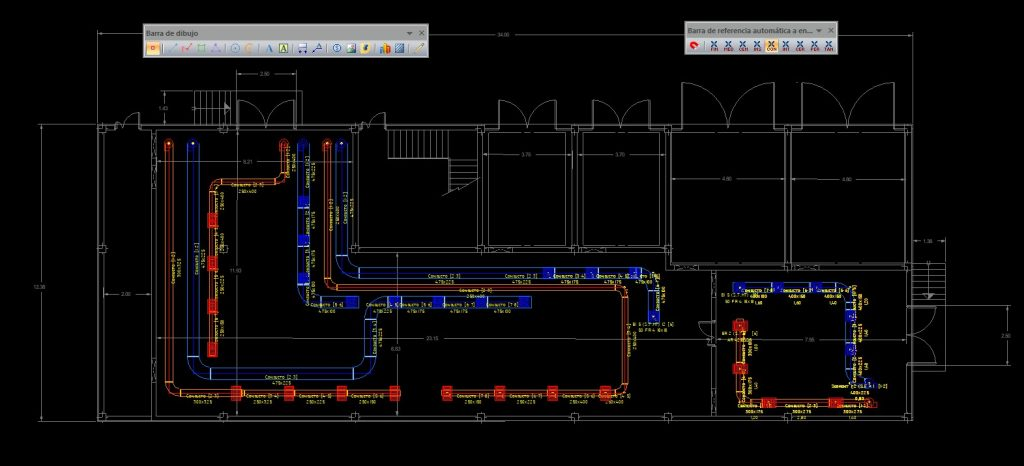 Calculation And Design Of The Hvac System In Industrial Plant Mep Projects